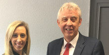 Barry Mulholland, CSSC and Carla Lockhart DUP