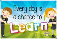 Larne and Inver PS every day is a chance to learn