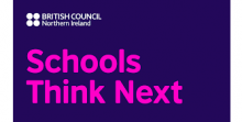 British Council Schools Think Next Logo