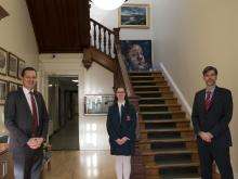 Kathryn Morton year 13 Banbridge AcademyArkwright Engineering Scholarship