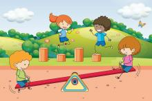 Playboard NI image Playful-Schools-And-Learning-Outdoors
