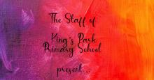 King Park PS staff presents