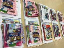 Dunclug PS home learning pack