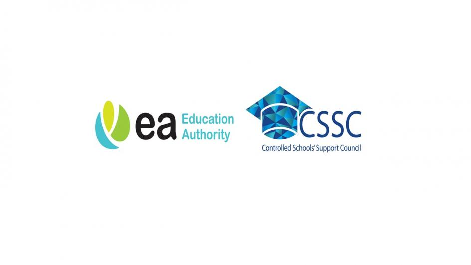 EA and CSSC logos
