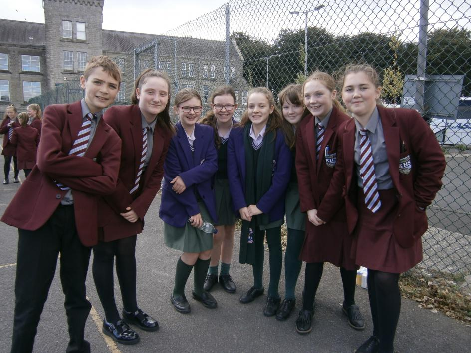 Kilkeel High School Shared Education Project