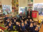 Coagh Ps Barry's visit