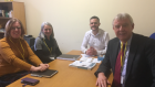 CSSC meeting with UUP Education Spokesperson Robbie Butler